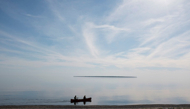 Northern, Ontario, Canada - 20150602 - Lake Superior. Photo © Grant Black